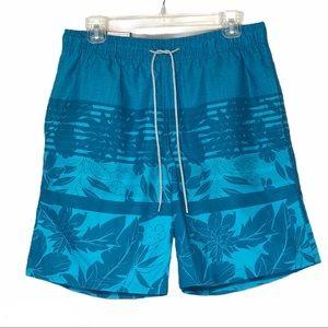 Kirkland Signature Swim Bathing Suit Trunks NWT